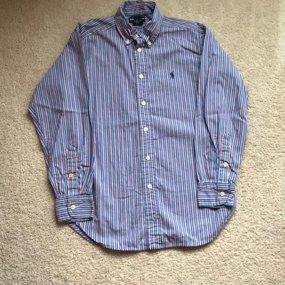 Ralph Lauren Other - Ralph Lauren, Boy's M(10-12) Dress Shirt